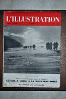 L'illustration N° 5208-5209 - 2-9 Janvier 1943 - Le Vol A Voile A La Montagne Noire... - Journaux - Quotidiens