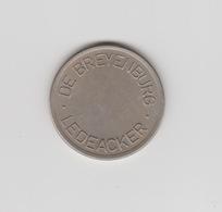 Penning-jeton-token De Feestboerderij Breyenburg Ledeacker (NL) - Netherland