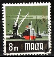 Malta SG. 489 Gestempelt Used (9437) - Malta