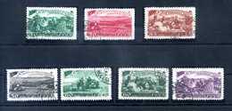 1948 URSS SET USATO 1239/1245 - 1923-1991 USSR