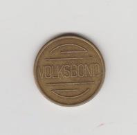 Penning-jeton-token Volksbond Amsterdam (NL) - Netherland