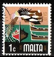 Malta SG. 490 Gestempelt Used (9438) - Malta