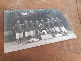 MAENNER IN DEUTSCHLAND DAZUMAL - FELDSCHLOESSCHEN SALON-ORCHESTER - ZEITHAIN - 1911 - AUSZEICHNUNGEN - Krieg, Militär