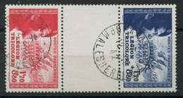 France (1942) N 565 à 566a (o) - Usados