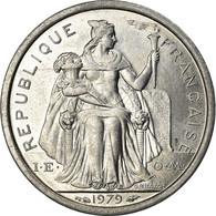 Monnaie, French Polynesia, Franc, 1979, Paris, SPL, Aluminium, KM:11 - Polynésie Française