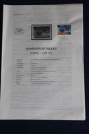 EUROPA - CEPT 1991; 3.5.1991; Legende; Erläuterungsblatt;Ersttagsblatt, ETB - Europa-CEPT