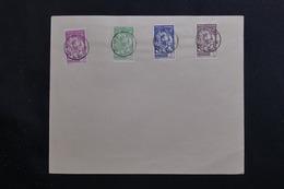 ALGERIE - Série Aux Profits Des Familles Des Prisonniers De Guerre Sur Enveloppe En 1944,oblitération De Medea - L 60746 - Briefe U. Dokumente
