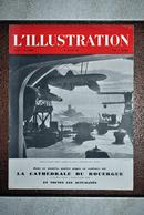 L'illustration N° 5212 - 30 Janvier 1943 - La Cathedrale Du Rouergue - Navires De Guerre ... - Journaux - Quotidiens