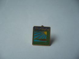 PIN'S PINS NORAUTO PROTÈGE L'ENVIRONNEMENT - Badges