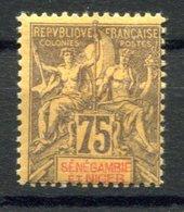 RC 17464 SENEGAMBIE ET NIGER COTE 62€ N° 12 TYPE GROUPE NEUF * TB MH VF - Sénégambie Et Niger (1903-1906)