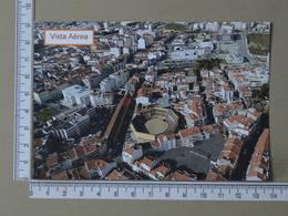 PORTUGAL - VISTA AEREA -  CALDAS DA RAINHA -   2 SCANS     - (Nº35455) - Leiria