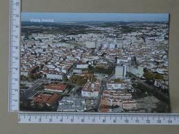 PORTUGAL - VISTA AEREA -  CALDAS DA RAINHA -   2 SCANS     - (Nº35456) - Leiria