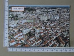 PORTUGAL - VISTA AEREA -  CALDAS DA RAINHA -   2 SCANS     - (Nº35457) - Leiria