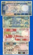 Soomaaliya  4  Billets - Somalia