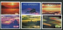 Ross Dependency Antarctica Mi# 60-5 Postfrisch/MNH - Landscapes - Neufs