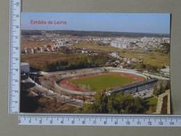 PORTUGAL - ESTÁDIO MUNICIPAL -  LEIRIA -   2 SCANS     - (Nº35472) - Leiria