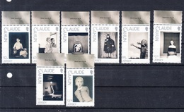 Jersey-2020- Claude Cahun, Photographies-8 Timbres ** - Photography