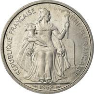 Monnaie, Nouvelle-Calédonie, 5 Francs, 1952, Paris, SUP, Aluminium, KM:4 - New Caledonia