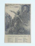 Austria 2115  KuK K.u.k. WWI Osterreich Ungarn Military 1915 Feldpost Erzherzog Karl - Patriottiche