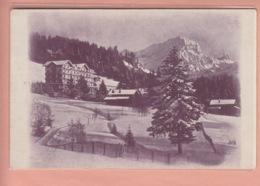 OUDE POSTKAART ZWITSERLAND - SCHWEIZ -    GRAND HOTEL DU PARC - VILLARS SUR OLLON - VD Vaud