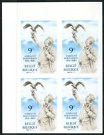 13180651 Belgium 19801011 A Rodenbach Littérature Goéland ND Bl4 N° 337 à 340 Cob1993 - Ongetande