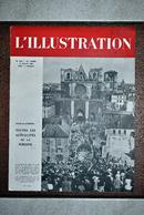 L'illustration N° 5235 - 10 Juillet 1943 - Le Grand Pardon De St Jean A Lyon ... - Journaux - Quotidiens