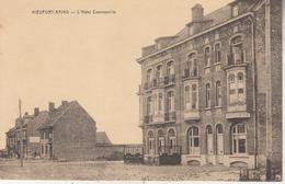 Nieuwpoort - Nieuport-Bains - L' Hôtel Cosmopolite - 1925 - Uitg. Hôtel Cosmopilite/Desaix - Nieuwpoort