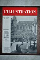 L'illustration N° 5238 - 31 Juillet 1943 - Le Theatre Dans Les Camps De Prisonniers ... - Journaux - Quotidiens