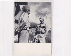 Internat. Rovermoot Kandersteg - 1953   (00514) - Movimiento Scout