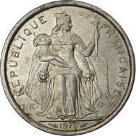 Monnaie, French Polynesia, Franc, 1975, Paris, TTB+, Aluminium, KM:11 - Polynésie Française