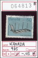 Kanada - Canada - Michel 965 - Oo Oblit. Used Gebruikt - Oblitérés