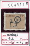 Kanada - Canada - Michel 966 - Oo Oblit. Used Gebruikt - Oblitérés