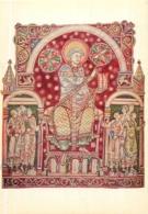 Saint Augustin Disputant Avec Des Moines .  Anonyme . - Malerei & Gemälde