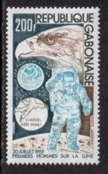 Gabon 1974 Mi# 533 ** MNH - First Men On The Moon, 5th Anniv. / Space - Africa