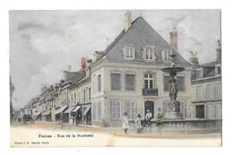 (27018-51) Fismes - Rue De La Huchette - Fismes