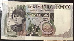 ITALIA 10000 Lire Del Castagno 30 10 1976 Sup  LOTTO 368 - 10000 Lire