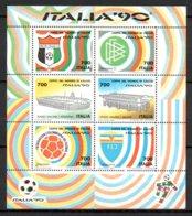 Italie BF4 à 9** - Blocks & Sheetlets