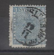 Suéde - Sverige _ (1855 ) Armoireri N°3 -  Oblit. - Oblitérés