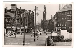 ANGLETERRE - BRADFORD Victoria Square - Bradford