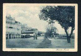Postal Ilustrado COIMBRA Av. Emidio Navarro - Electrico / Aguadeiras / Urinol. Old Postcard Portugal - Coimbra