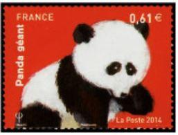 """FR YT 4843 """" Panda """" 2014 Neuf** - Nuovi"""