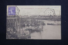 """FRANCE - Oblitération """" Cuirassé Lorraine """" Sur Carte Postale De Dunkerque En 1928 Pour Nice - L 60780 - Seepost"""