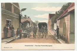 Cheptainville   (91 - Essonne) Rue Des Francs Bourgeois - Autres Communes