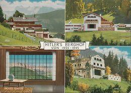 D-83471 Berchtesgaden - Obersalzberg - Hitler's Berghof Von 1935-1945 - Berchtesgaden