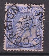 N° 48 : Depot Relais  * CORBION * - 1884-1891 Leopold II