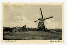 D284 - Nes Ameland - Molen - Moulin - Mill - Mühle - Ameland