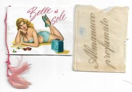 94309) CALENDARIETTO DEL 1962 BELLE AL SOLE - CON BUSTINA - Calendarios