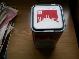 Marlboro Volume Tobacco XL Big Box - Boites à Tabac Vides