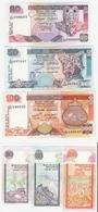 Sri Lanka  20, 50, 100 Rupees 2006 UNC - Sri Lanka