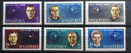 Albanien 1963, Mi 757-762 MNH Postfrisch - Albanie